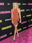 Ashley Tisdale at The L.A. Premiere of Spring Breakers held at The Arclight Theater in Hollywood, California on March 14,2013                                                                   Copyright 2013 Hollywood Press Agency