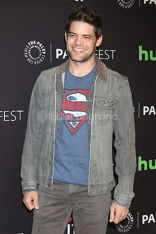 LOS ANGELES - MARCH 13: Jeremy Jordan at the 33rd Annual PaleyFest Presents - Supergirl at the Dolby Theater on March 13, 2016 in Los Angeles, CA. Credit: David Edwards/MediaPunch