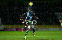 Yeovil Town v Wycombe Wanderers - 24.11.2015