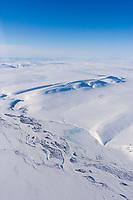 Nanushuk river, northern foothills of the Brooks Range, Arctic North Slope, Alaska.