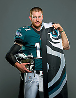 Philadelphia Eagles Player Portraits at NovaCare Complex