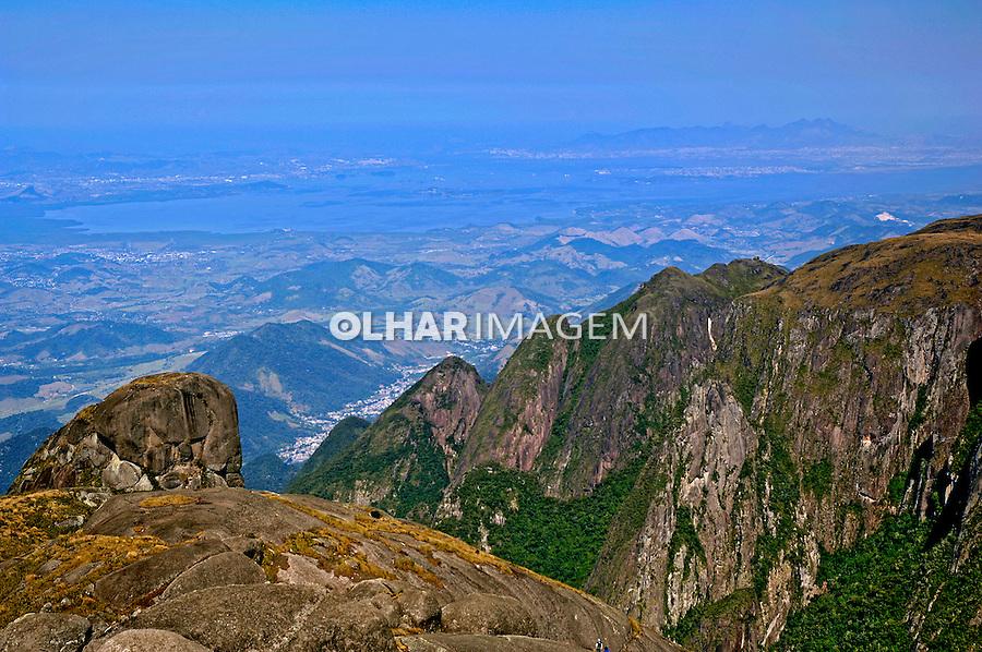 Parque Nacional da Serra dos Orgãos. Rio de Janeiro. Foto de Zig Koch.