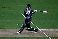 Ross Taylor of New Zealand bats. New Zealand Black Caps v Australia, Final of Trans-Tasman Twenty20 Tri-Series cricket. Eden Park, Auckland, New Zealand. Wednesday 21 February 2018. © Copyright Photo: Anthony Au-Yeung / www.photosport.nz