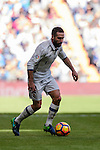 Daniel Carvajal Ramos of Real Madrid in action during their La Liga match between Real Madrid and Deportivo Leganes at the Estadio Santiago Bernabéu on 06 November 2016 in Madrid, Spain. Photo by Diego Gonzalez Souto / Power Sport Images