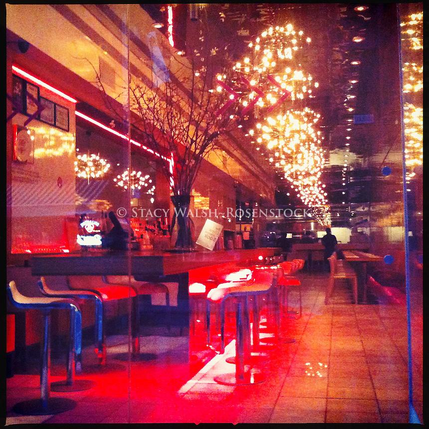 Prince Street restaurant