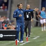 Bayern Munich head coach Niko Kovac gestures during their International Champions Cup match against Milan on July 23, 2019 at Children's Mercy Park in Kansas City, KS.<br /> Tim VIZER/AFP