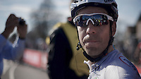 48th Amstel Gold Race 2013..Francois Parisien (CAN) post-race