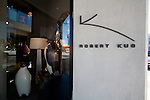 Robert Kuo design shop on Melrose on the Avenues of Art and Design in West Hollywood, CA