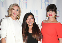 "LOS ANGELES, CA - JUNE 21: Casey Wilson, Guest, June Diane Raphael, at 2019 Rom Com Fest Los Angeles - ""Bride Wars"" at Downtown Independent in Los Angeles, California on June 21, 2019. Credit: Faye Sadou/MediaPunch"