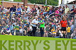 Photographer Ray McManus at the  Kerry v Clare in the Munster Senior Championship Semi Final in Cusack Park, Ennis on Sunday.