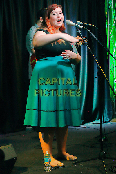 BALA CYNWYD, PA - OCTOBER 22 : Mary Lambert visits MIX 106.1 performance theater in Bala Cynwyd, Pa on October 22, 2014   <br /> CAP/MPI/STA<br /> &copy;Star Shooter/MediaPunch/Capital Pictures