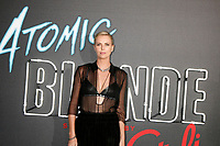 """LOS ANGELES - JUL 24:  Charlize Theron at the """"Atomic Blonde"""" Los Angeles Premiere at The Theatre at Ace Hotel on July 24, 2017 in Los Angeles, CA"""