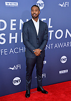 LOS ANGELES, USA. June 07, 2019: Michael B. Jordan at the AFI Life Achievement Award Gala.<br /> Picture: Paul Smith/Featureflash