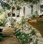 Garden of Chris Rosmini in Los Angeles, CA