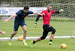 St Johnstone Training 11.08.17
