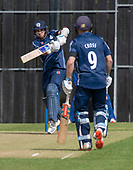 Issued by Cricket Scotland - Scotland V Afghanistan 2nd One Day International - Grange CC - Kyle Coetzer facing - picture by Donald MacLeod - 10.05.19 - 07702 319 738 - clanmacleod@btinternet.com - www.donald-macleod.com
