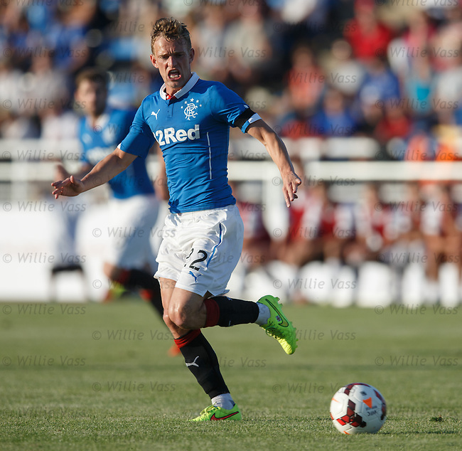 Dean Shiels, Rangers