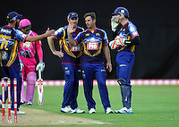 141123 T20 Cricket - Volts v Knights