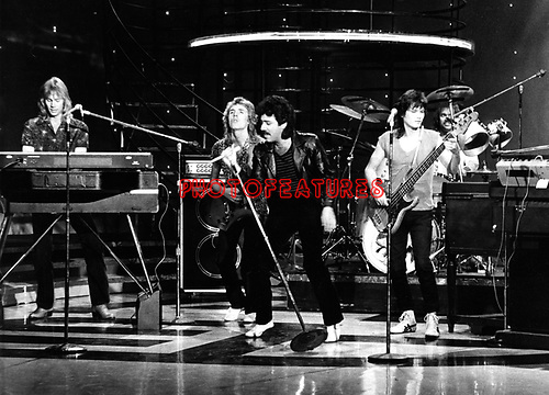 Franke and the Knockouts 1981 0n American Bandstand.© Chris Walter.
