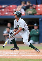 March 23, 2010:  Third Baseman Ennis Coble (5) of the Dartmouth Big Green during a game at the Chain of Lakes Stadium in Winter Haven, FL.  Photo By Mike Janes/Four Seam Images