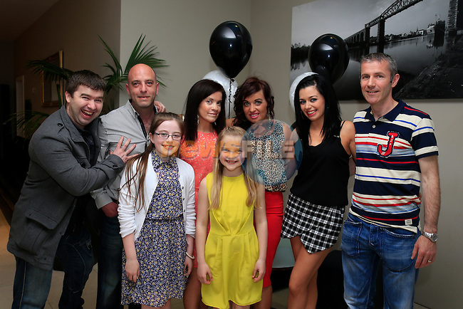 Robbie Mallon 40th in the d'Hotel<br /> out and about in Drogheda.<br /> Picture: www.newsfile.ie