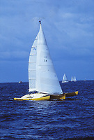 Route du Rhum 1982, Lejaby Rasurel