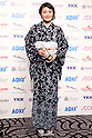 Four-time Olympic Wrestling gold medalist Kaori Icho attends the 45th annual Best Dresser Awards ceremony in Tokyo, Japan on November 30, 2016. (Photo by Shingo Ito/AFLO)