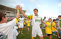 MAY 25, 2012 - ST. PETERSBURG, FLORIDA: Tampa Bay Rowdies 0-0 tie match against MInnesota. Photo by Matt May/Tampa Bay Rowdies