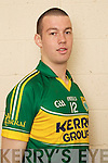 Padraig Lucey member of the Kerry U-21 panel 2012