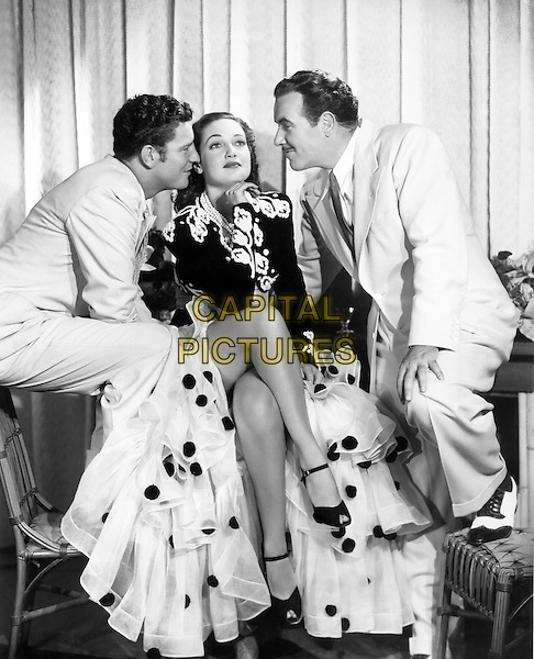 (L to R) Robert Preston, Dorothy Lamour, Preston Foster.in Moon Over Burma.*Filmstill - Editorial Use Only*.CAP/PLF.Supplied by Capital Pictures.