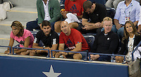 TEAM ANDY MURRAY (GBR)<br /> The US Open Tennis Championships 2014 - USTA Billie Jean King National Tennis Centre -  Flushing - New York - USA -   ATP - ITF -WTA  2014  - Grand Slam - USA  <br /> <br /> 28th August 2014 <br /> <br /> &copy; AMN IMAGES