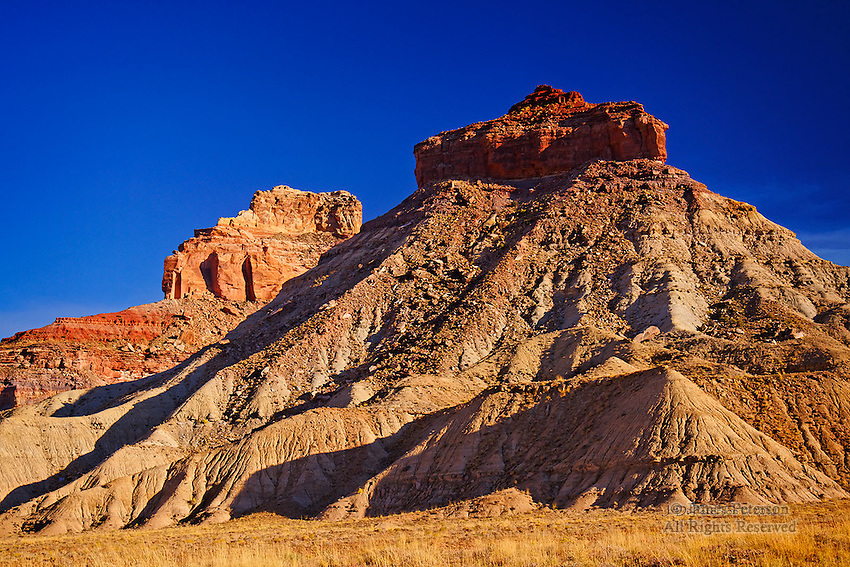 Red Ridge along San Rafael River, Utah.  Available in sizes up to 30 x 45 inches.