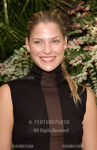 Actress ALI LARTER at Premiere Magazine's Women in Hollywood luncheon at the Four Seasons Hotel, Beverly Hills..22OCT2001.  © Paul Smith/Featureflash
