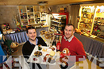 Vanilla Pod Pantry in Old Market Lane is surely a must-visit for all food and wine lovers..chef Gavin Gleeson and Stephen Wallace.