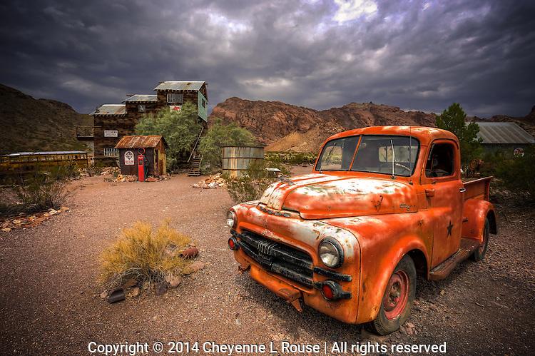 Mining Memories - Dodge Truck - Southwest