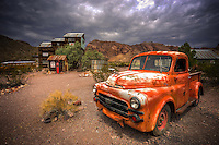 Mining Memories - Dodge Truck - Southwest