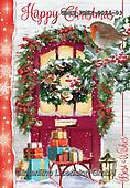 John, CHRISTMAS SYMBOLS, WEIHNACHTEN SYMBOLE, NAVIDAD SÍMBOLOS,door,slade, paintings+++++,GBHSFBHX-001A-03,#xx#