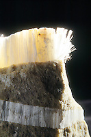 SERPENTINE ASBESTOS SPLINTERING<br />