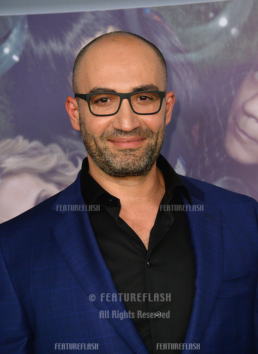 Peter Macdissi at the premiere for HBO's &quot;Here and Now&quot; at The Directors Guild of America, Los Angeles, USA 05 Feb. 2018<br /> Picture: Paul Smith/Featureflash/SilverHub 0208 004 5359 sales@silverhubmedia.com
