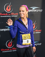 LAS VEGAS, NV - December 2 : Kate Gosselin pictured at Rock and Roll Marathon & 1/2 on The Las Vegas Strip at Night on December 2, 2012 in Las Vegas, Nevada. © Kabik/ Starlitepics /MediaPunch Inc. ©/NortePhoto /NortePhoto©