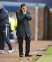 24/10/2009  Copyright  Pic : James Stewart.sct_jspa20_kilmarnock_st_johnstone  . :: DEREK MCINNES DURING THE GAME AGAINST KILMARNOCK :: .James Stewart Photography 19 Carronlea Drive, Falkirk. FK2 8DN      Vat Reg No. 607 6932 25.Telephone      : +44 (0)1324 570291 .Mobile              : +44 (0)7721 416997.E-mail  :  jim@jspa.co.uk.If you require further information then contact Jim Stewart on any of the numbers above.........