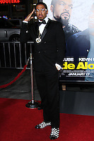 """HOLLYWOOD, CA - JANUARY 13: Nick Cannon at the Los Angeles Premiere Of Universal Pictures' """"Ride Along"""" held at the TCL Chinese Theatre on January 13, 2014 in Hollywood, California. (Photo by David Acosta/Celebrity Monitor)"""