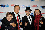 Tony Castellanos and family - New Year's Eve 2016 and Times Square Ball Drop at The Copacabana, New York City, New York. (Photo by Sue Coflin/Max Photos)  suemax13@optonline.net