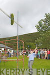 Sheaf Throwing contest at the cahersiveen celtic music and arts festival last sunday
