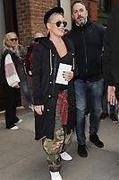 www.acepixs.com<br /> October 13, 2017 New York City<br /> <br /> The singer Pink was seen in New York City on October 13, 2017.<br /> <br /> Credit: Kristin Callahan/ACE Pictures<br /> <br /> Tel: 646 769 0430<br /> Email: info@acepixs.com