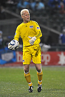 Jimmy Nielsen...Kansas City Wizards defeated D.C Utd 4-0 in their home opener at Community America Ballpark, Kansas City, Kansas.