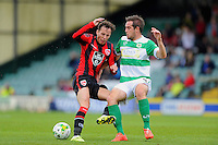 Yeovil Town vs Morecambe 05-09-15