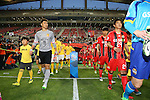 FC Seoul vs Guangzhou Evergrande during the 2015 AFC Champions League Group H match on April 21, 2015 at the Seoul World Cup Stadium in Seoul, Korea. Photo by Kazuaki Matsunaga / World Sport Group