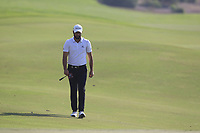 Adrian Otaegui (ESP) on the 15th fairway during the final round of the DP World Tour Championship, Jumeirah Golf Estates, Dubai, United Arab Emirates. 18/11/2018<br /> Picture: Golffile | Fran Caffrey<br /> <br /> <br /> All photo usage must carry mandatory copyright credit (© Golffile | Fran Caffrey)