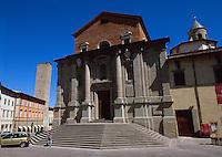 Italien, Umbrien, Palazzo Comunale in Citta di Castello